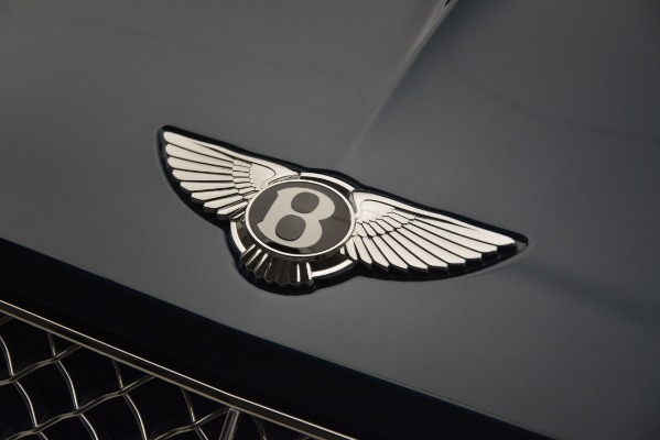 New 2020 Bentley Continental GTC for sale Sold at Alfa Romeo of Greenwich in Greenwich CT 06830 20