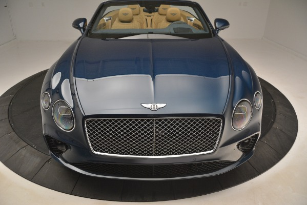 New 2020 Bentley Continental GTC for sale Sold at Alfa Romeo of Greenwich in Greenwich CT 06830 21