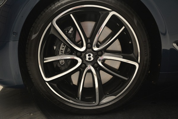 New 2020 Bentley Continental GTC for sale Sold at Alfa Romeo of Greenwich in Greenwich CT 06830 23