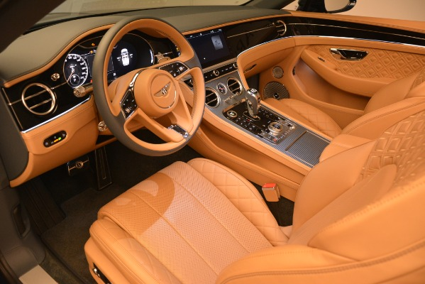New 2020 Bentley Continental GTC for sale Sold at Alfa Romeo of Greenwich in Greenwich CT 06830 28