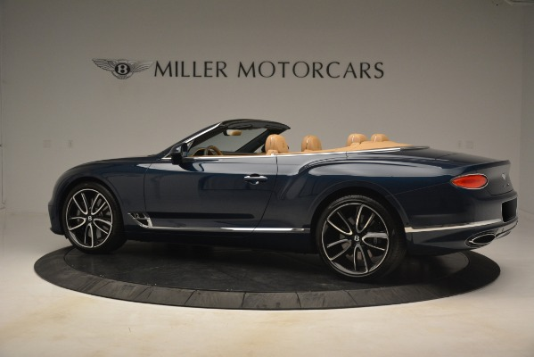 New 2020 Bentley Continental GTC for sale Sold at Alfa Romeo of Greenwich in Greenwich CT 06830 4