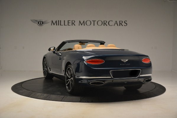New 2020 Bentley Continental GTC for sale Sold at Alfa Romeo of Greenwich in Greenwich CT 06830 5