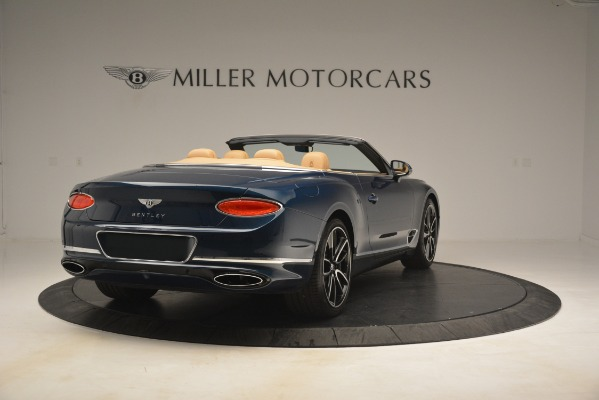 New 2020 Bentley Continental GTC for sale Sold at Alfa Romeo of Greenwich in Greenwich CT 06830 7