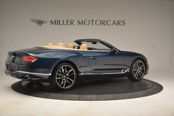 New 2020 Bentley Continental GTC for sale Sold at Alfa Romeo of Greenwich in Greenwich CT 06830 8