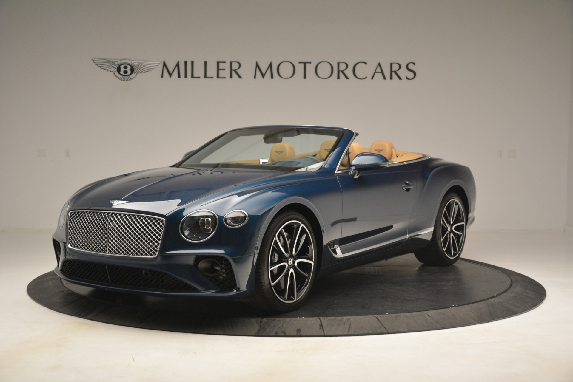 New 2020 Bentley Continental GTC for sale Sold at Alfa Romeo of Greenwich in Greenwich CT 06830 1