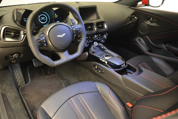 New 2019 Aston Martin Vantage for sale Sold at Alfa Romeo of Greenwich in Greenwich CT 06830 16