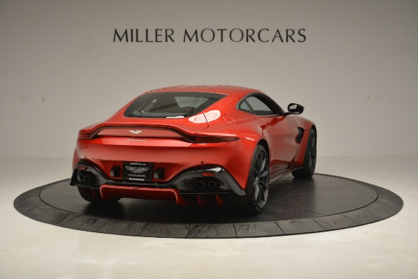 New 2019 Aston Martin Vantage for sale Sold at Alfa Romeo of Greenwich in Greenwich CT 06830 7