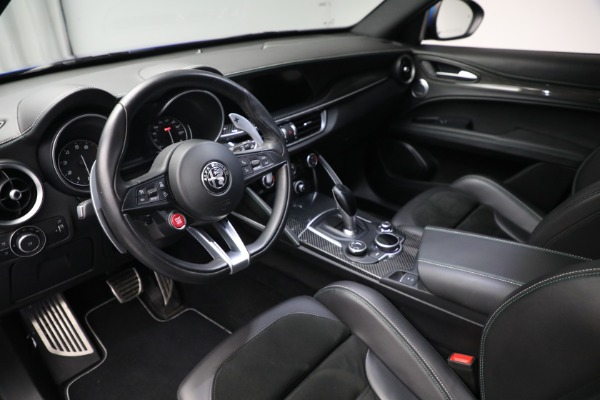 New 2019 Alfa Romeo Stelvio Quadrifoglio for sale Sold at Alfa Romeo of Greenwich in Greenwich CT 06830 13
