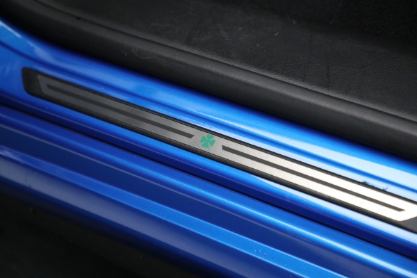 New 2019 Alfa Romeo Stelvio Quadrifoglio for sale Sold at Alfa Romeo of Greenwich in Greenwich CT 06830 19