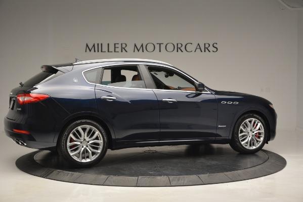 New 2019 Maserati Levante S Q4 GranLusso for sale Sold at Alfa Romeo of Greenwich in Greenwich CT 06830 12