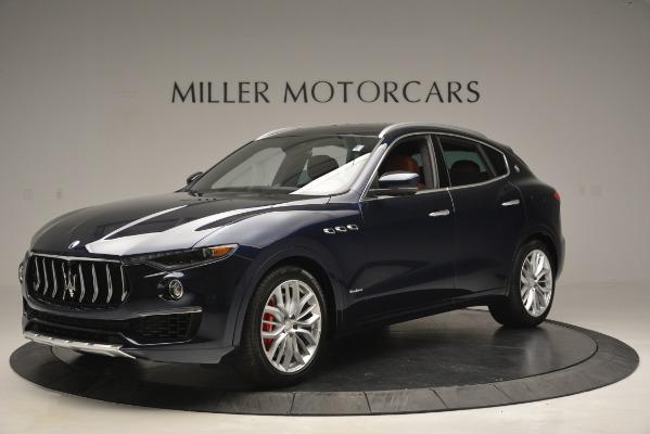 New 2019 Maserati Levante S Q4 GranLusso for sale Sold at Alfa Romeo of Greenwich in Greenwich CT 06830 2