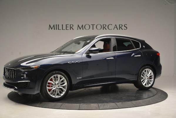 New 2019 Maserati Levante S Q4 GranLusso for sale Sold at Alfa Romeo of Greenwich in Greenwich CT 06830 3