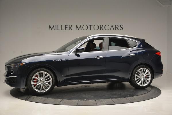 New 2019 Maserati Levante S Q4 GranLusso for sale Sold at Alfa Romeo of Greenwich in Greenwich CT 06830 4
