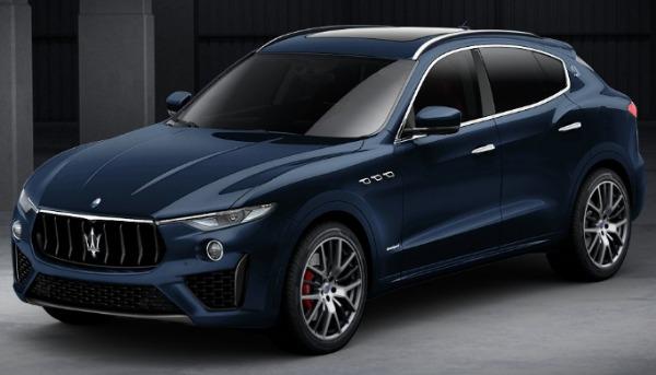 New 2019 Maserati Levante S Q4 GranSport for sale Sold at Alfa Romeo of Greenwich in Greenwich CT 06830 1