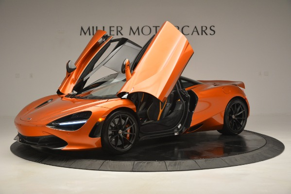 Used 2018 McLaren 720S Coupe for sale Sold at Alfa Romeo of Greenwich in Greenwich CT 06830 14