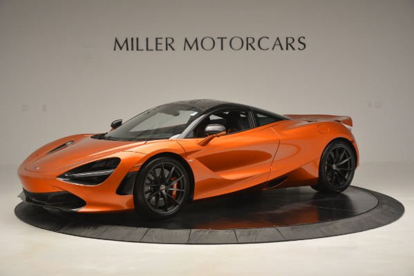 Used 2018 McLaren 720S Coupe for sale Sold at Alfa Romeo of Greenwich in Greenwich CT 06830 2