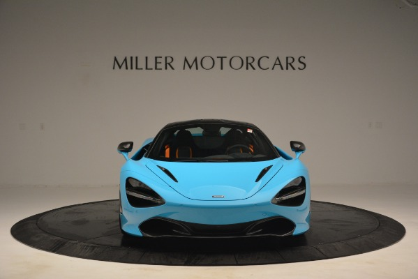 New 2019 McLaren 720S Coupe for sale Sold at Alfa Romeo of Greenwich in Greenwich CT 06830 12