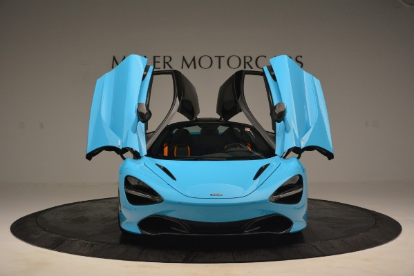 New 2019 McLaren 720S Coupe for sale Sold at Alfa Romeo of Greenwich in Greenwich CT 06830 13