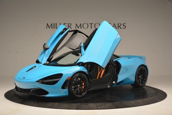 New 2019 McLaren 720S Coupe for sale Sold at Alfa Romeo of Greenwich in Greenwich CT 06830 14