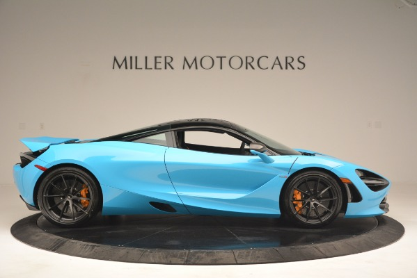 New 2019 McLaren 720S Coupe for sale Sold at Alfa Romeo of Greenwich in Greenwich CT 06830 9