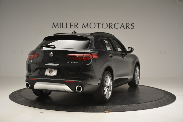 New 2019 Alfa Romeo Stelvio Ti Sport Q4 for sale Sold at Alfa Romeo of Greenwich in Greenwich CT 06830 7