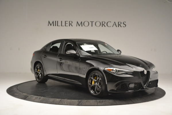 New 2019 Alfa Romeo Giulia Sport Q4 for sale Sold at Alfa Romeo of Greenwich in Greenwich CT 06830 11