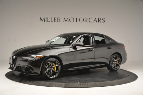 New 2019 Alfa Romeo Giulia Sport Q4 for sale Sold at Alfa Romeo of Greenwich in Greenwich CT 06830 2
