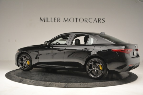 New 2019 Alfa Romeo Giulia Sport Q4 for sale Sold at Alfa Romeo of Greenwich in Greenwich CT 06830 4