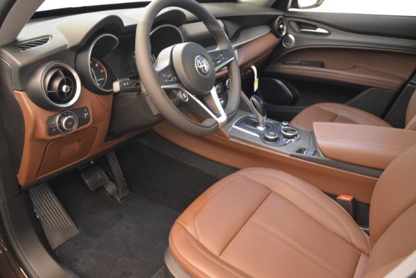 New 2019 Alfa Romeo Stelvio Ti Q4 for sale Sold at Alfa Romeo of Greenwich in Greenwich CT 06830 9