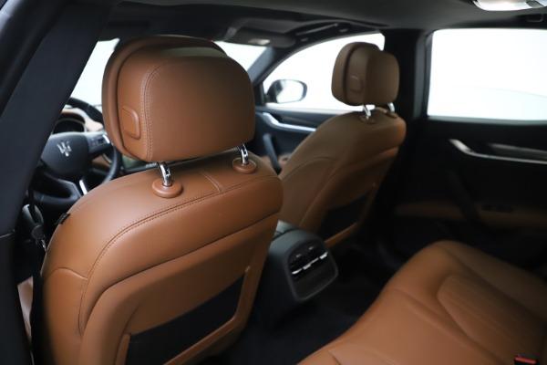 New 2019 Maserati Ghibli S Q4 for sale $91,630 at Alfa Romeo of Greenwich in Greenwich CT 06830 20