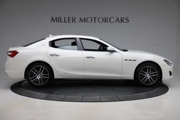 New 2019 Maserati Ghibli S Q4 for sale $91,630 at Alfa Romeo of Greenwich in Greenwich CT 06830 9