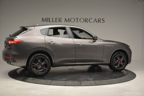 New 2019 Maserati Levante Q4 for sale Sold at Alfa Romeo of Greenwich in Greenwich CT 06830 11