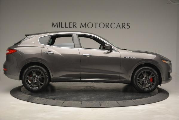 New 2019 Maserati Levante Q4 for sale Sold at Alfa Romeo of Greenwich in Greenwich CT 06830 12