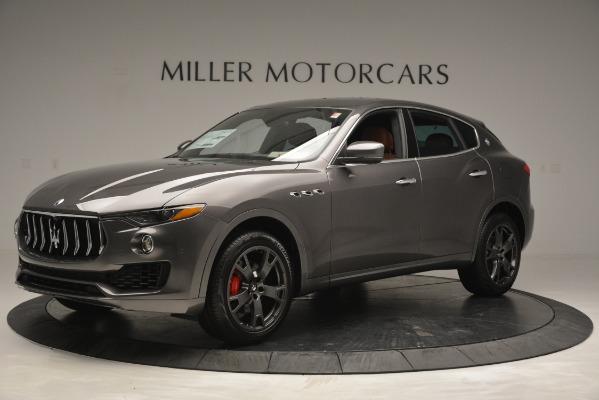 New 2019 Maserati Levante Q4 for sale Sold at Alfa Romeo of Greenwich in Greenwich CT 06830 2