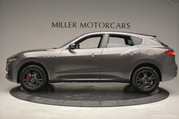 New 2019 Maserati Levante Q4 for sale Sold at Alfa Romeo of Greenwich in Greenwich CT 06830 4