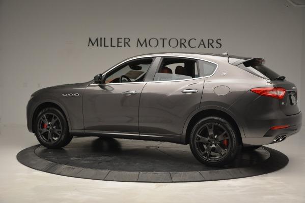 New 2019 Maserati Levante Q4 for sale Sold at Alfa Romeo of Greenwich in Greenwich CT 06830 5
