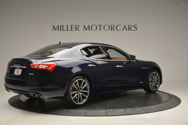 New 2019 Maserati Ghibli S Q4 GranLusso for sale Sold at Alfa Romeo of Greenwich in Greenwich CT 06830 11
