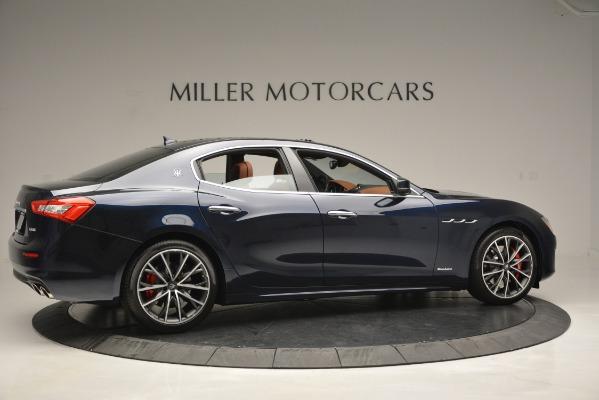 New 2019 Maserati Ghibli S Q4 GranLusso for sale Sold at Alfa Romeo of Greenwich in Greenwich CT 06830 12