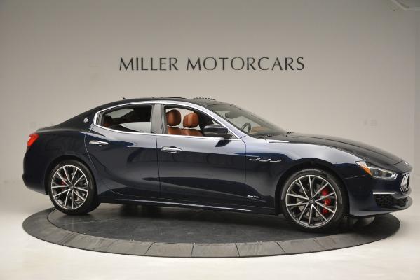 New 2019 Maserati Ghibli S Q4 GranLusso for sale Sold at Alfa Romeo of Greenwich in Greenwich CT 06830 14