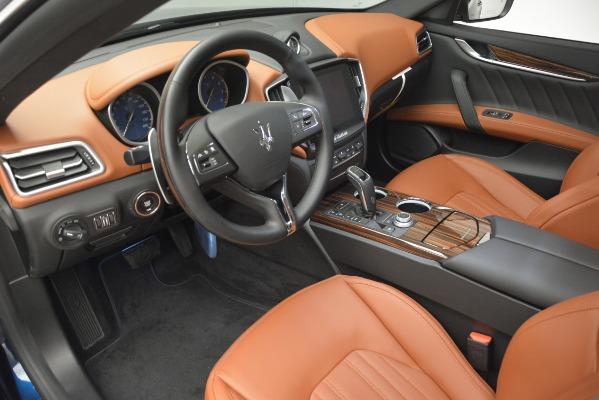New 2019 Maserati Ghibli S Q4 GranLusso for sale Sold at Alfa Romeo of Greenwich in Greenwich CT 06830 19