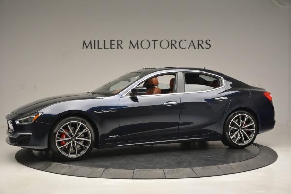 New 2019 Maserati Ghibli S Q4 GranLusso for sale Sold at Alfa Romeo of Greenwich in Greenwich CT 06830 3
