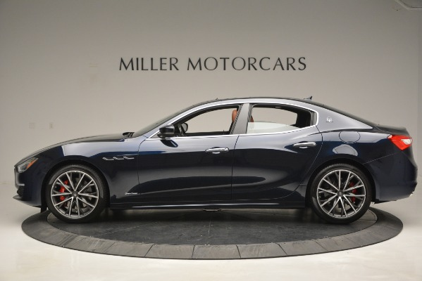 New 2019 Maserati Ghibli S Q4 GranLusso for sale Sold at Alfa Romeo of Greenwich in Greenwich CT 06830 4