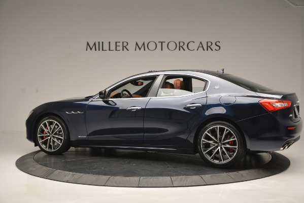 New 2019 Maserati Ghibli S Q4 GranLusso for sale Sold at Alfa Romeo of Greenwich in Greenwich CT 06830 5