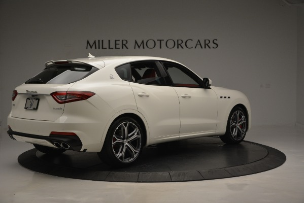 New 2019 Maserati Levante GTS for sale Sold at Alfa Romeo of Greenwich in Greenwich CT 06830 10