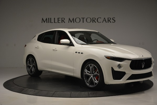 New 2019 Maserati Levante GTS for sale Sold at Alfa Romeo of Greenwich in Greenwich CT 06830 14