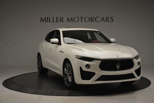 New 2019 Maserati Levante GTS for sale Sold at Alfa Romeo of Greenwich in Greenwich CT 06830 15