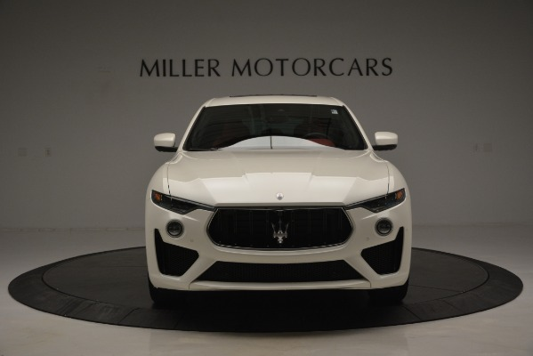 New 2019 Maserati Levante GTS for sale Sold at Alfa Romeo of Greenwich in Greenwich CT 06830 16