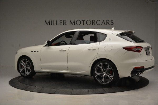 New 2019 Maserati Levante GTS for sale Sold at Alfa Romeo of Greenwich in Greenwich CT 06830 5