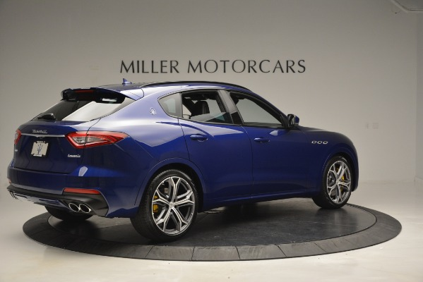 New 2019 Maserati Levante GTS for sale Sold at Alfa Romeo of Greenwich in Greenwich CT 06830 11