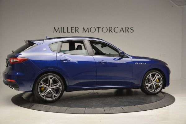 New 2019 Maserati Levante GTS for sale Sold at Alfa Romeo of Greenwich in Greenwich CT 06830 12